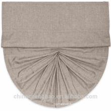 European style linen roman curtain/roman blinds parts