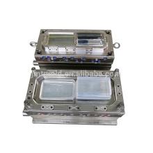 Durable en el uso de envases de comida personalizada plástico Lunch Soup Containerers Mold