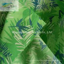75DX150D impreso a Microfiber del poliester llano piel del melocotón tela para camisa