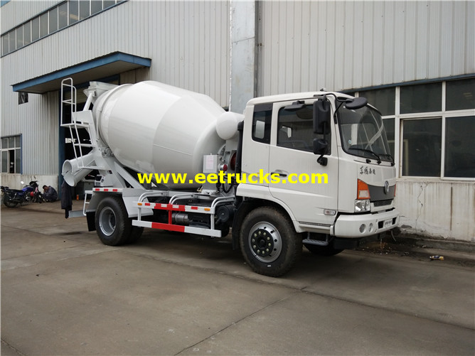 140hp Used Concrete Transport Trucks