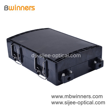24 Core Fiber Splice Tray Spleißmuffe Optic Splitter Box Für Ftth