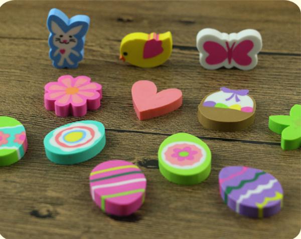 Creative Erasers
