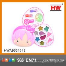Набор косметики игрушки новой конструкции детей косметический пластичный