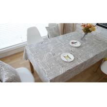 China Wholesale cheap custom decoration tablecloth price