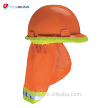 Safety Depot High Visibility Reflective Hard Hat Protector Neck Sun Shade for All Safety Hard Hat and Cap