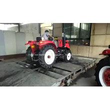 Sino vollhydraulischer 4WD 100 PS Farm Traktor