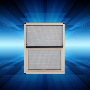 Pantalla de ventana de alambre de hierro esmaltado para material de construcción con SGS