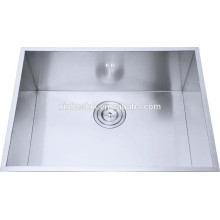 Stainless steel sink to wash the feet on alibaba china