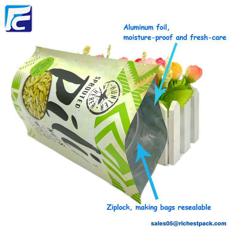 Snack Food Packaging Bag