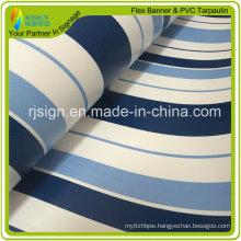 High Quality 5m Width Stripe Coated Tarpaulin