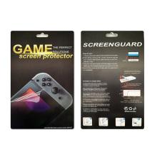 Film anti-rayures résistant à l'eau de protecteur d'écran de HD pour la peau protectrice de commutateur de Nintend