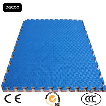 1mX1mX2.5cm High Density Training Taekwondo Mat