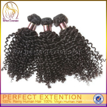 New Product Of China Mongolian Kinky Straight Hair Cuticle Weave