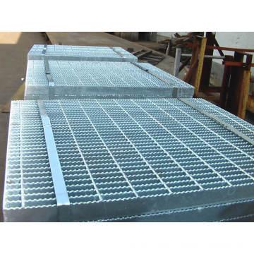 Verzinkter Gitterrost für Stahlkonstruktion und Abflussabdeckung