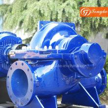 Bomba de agua centrífuga de succión doble horizontal