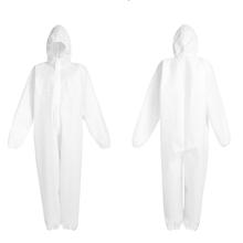 Wasserdichte Einweg-Schutzkleidung Arbeitskleidung