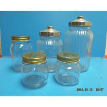 Glass Jars (DH10008-12)