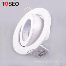 GU10 G5.3 downlight kit adjustable recessed led spot light housing