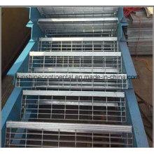 FEUERVERZINKTEN verzinkt Außentreppen aus Stahl