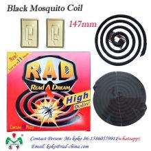 Bobina de mosquito irrompible de precio barato con mejores ventas / asesino de mosquitos / incienso repelente de mosquitos