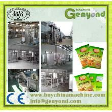 Línea de procesamiento de polvo de leche de soja instantánea completa automática