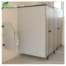 cheap hpl 13mm Compact Laminate Toilet Partition / toilet cubicle division