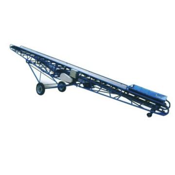 Transportador de cinta de alta eficiencia para transporte