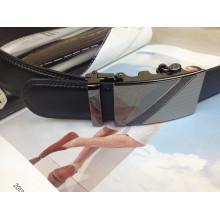 Leather Ratchet Belts for Men (HC-141202)