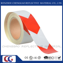 Red Arrow Reflective Adhesive Tape for Floor Somitape (C1300-AW)
