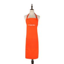 Kefei Accept custom logo print kichen kit apron server apron uniforms