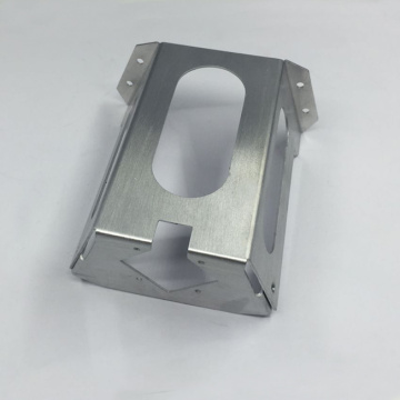 Precision Aluminium Alloy Sheet Metal Manufacturing