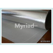 Fiberglas Tuch Lamin Aluminiumfolie, Aluminiumfolie Glasfaser Laminierung