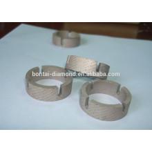 Segmentos de corvo de diamante para granito, mármore, broca de núcleo de concreto