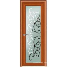 China Popular Wholesale Single PVC Door Design