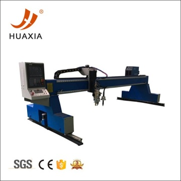 Gantry Plasma Cutting Machine Untuk Big Size Steel