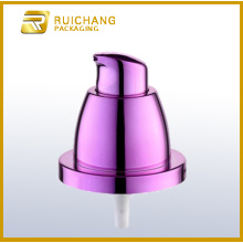 Uv coating cosmetic screw cream pump