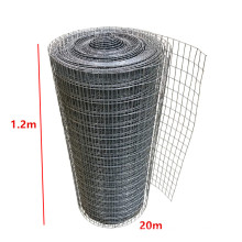 ISO Steel 1.2x20m PVC Coated Welded Wire Mesh Rolls Stainless Steel Steel Wire Mesh For Industrial Iron Wires India