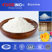 White Powder Industry and Food Grade 99% Glycine (56-40-6)