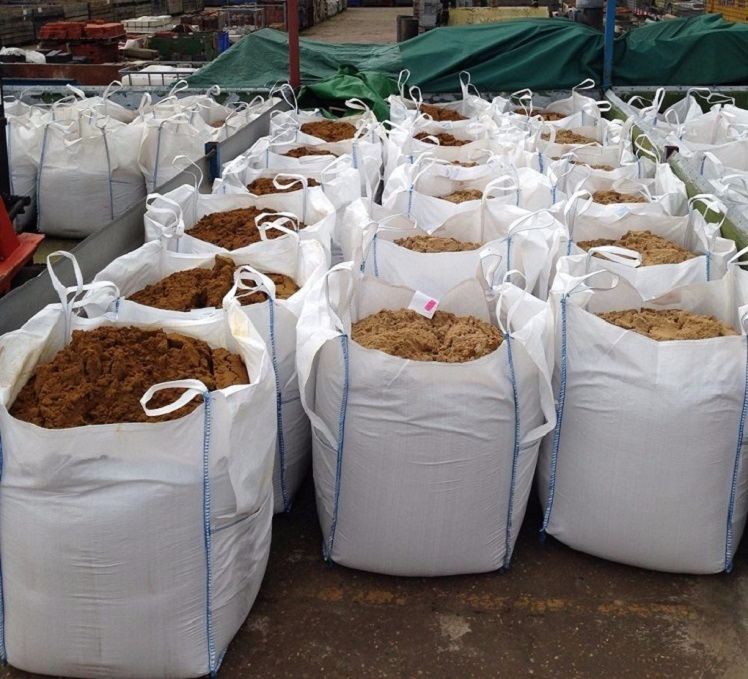 Bulk Bag Sharp Sand
