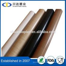 Tela de fibra de vidro revestida de PTFE não adesivo