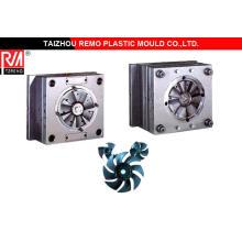3 Leaves 4 Leaves Plastic Air Cooler Fan Mould