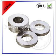N52 round shape neodymium magnet with hole