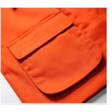 Ткань полиэстер хлопок саржа спецодежды