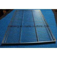 Подвижный металлический стеллаж для супермаркетов с цинковым покрытием