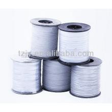 Цветные 100% полиэстер светоотражающие нити швейных ниток