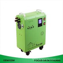 Tragbarer Solargenerator der Energie-6.5Kwh mit Batterie-Management-System