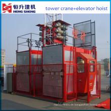 Bau Aufzug zum Verkauf (Sc200) Angeboten von Hstowercrane