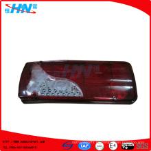 Lámpara colgante rojo-blanca del carro del LED 24V