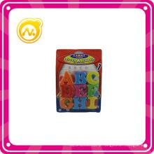Iniciação Magnetic plástico letra e número crianças Brinquedos