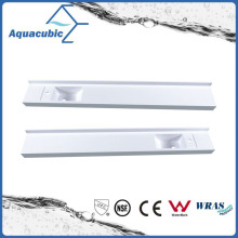 Sanitaryware Artificial Stone Long Narrow Bathroom Sink Acb1701